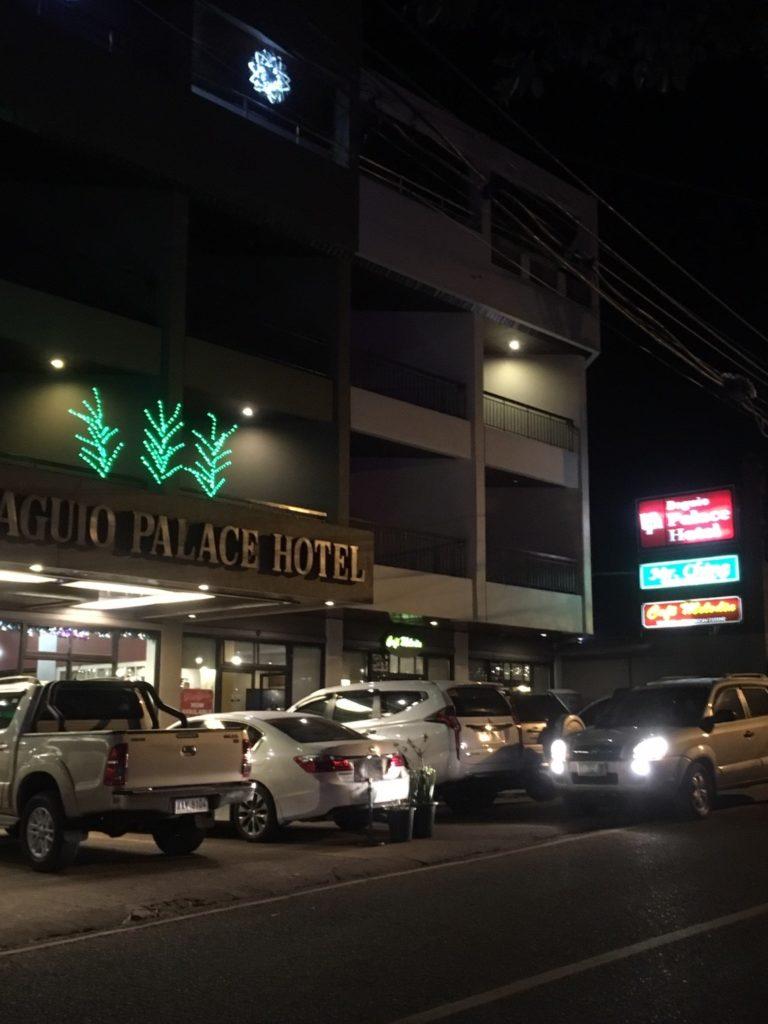 hotel in Baguio Philippines