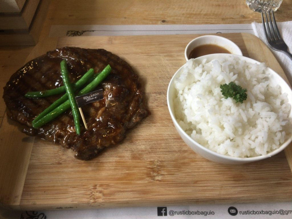 steak house in Baguio Philippines