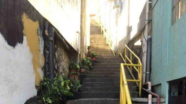 steps Baguio