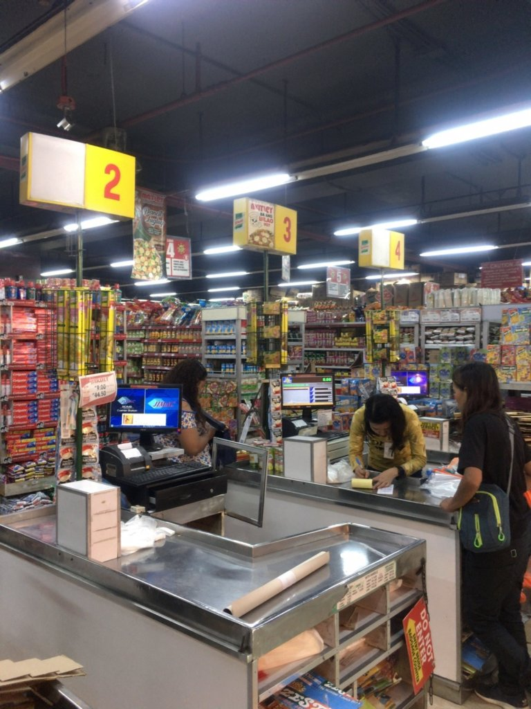 sunshine super market