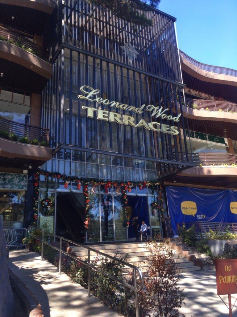 TERRACES in Baguio