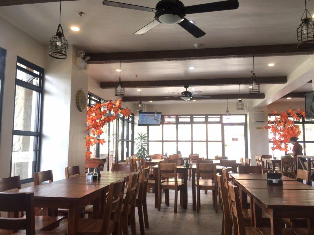 rubia hotel restaurant in Baguio