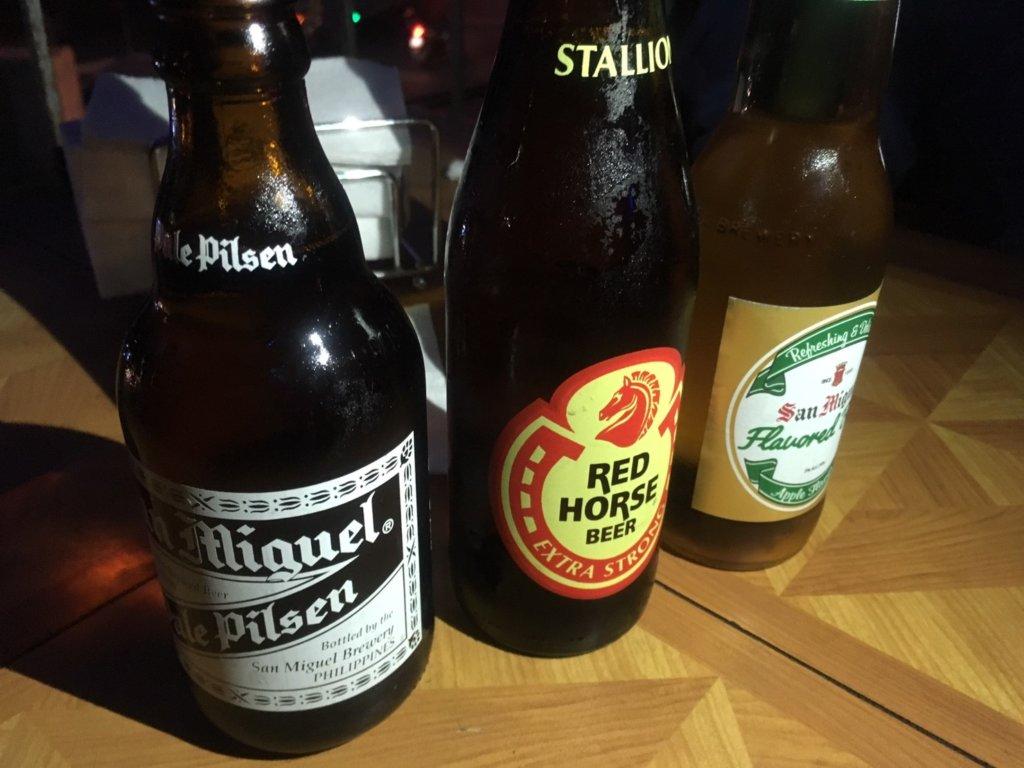 Kalinga resto grill in Baguio philippines beer