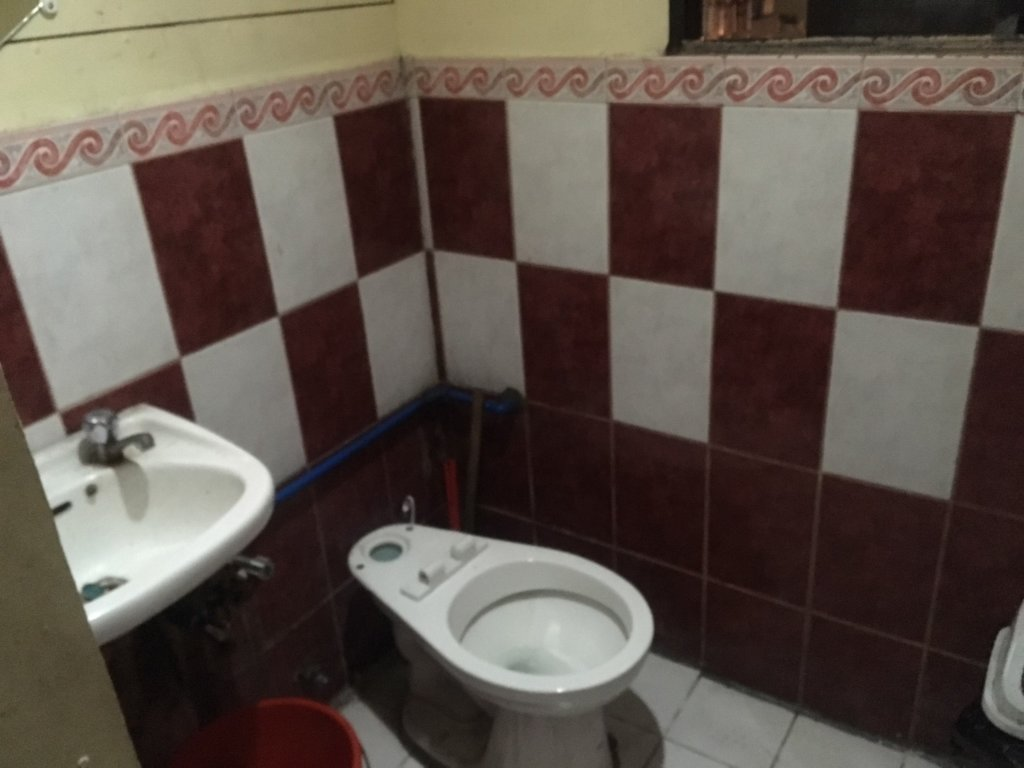 Kalinga resto grill in Baguio philippines toilet
