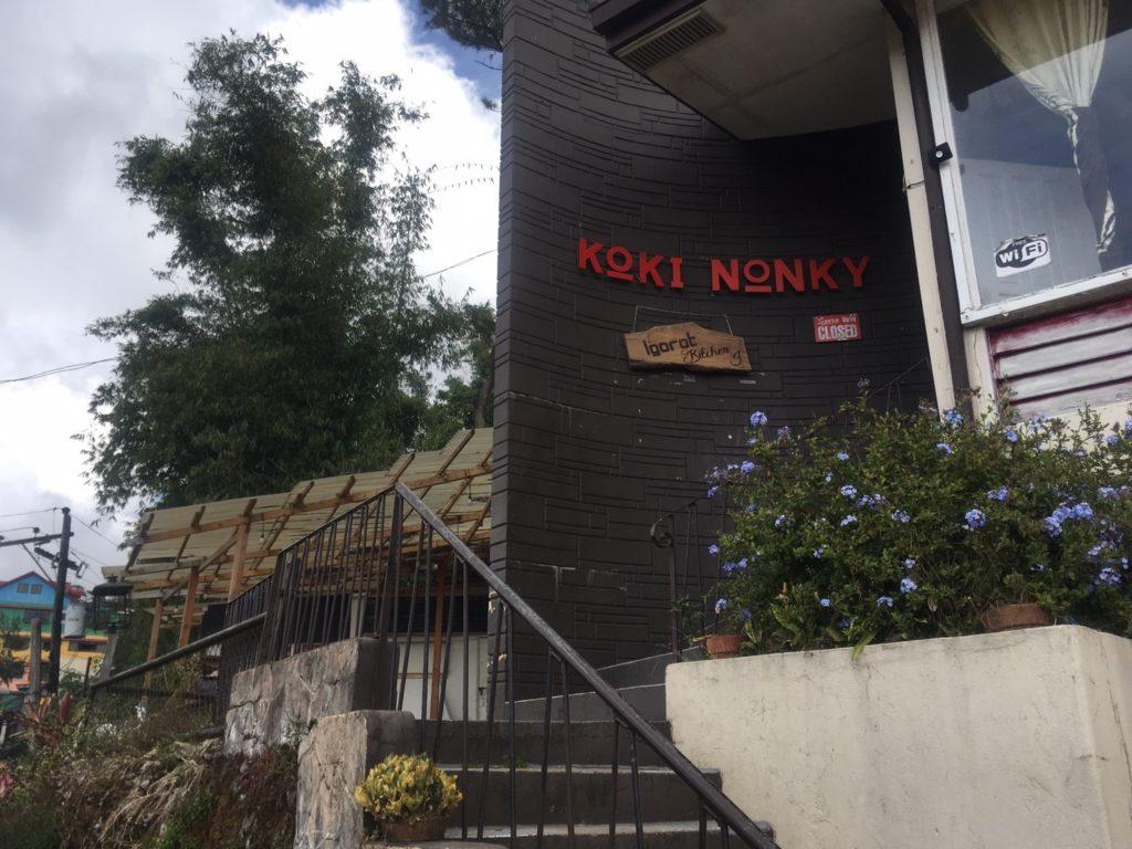 koki nonky restaurant