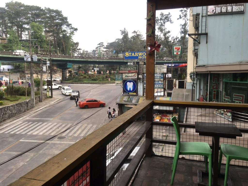 Always bean cafe in Baguio