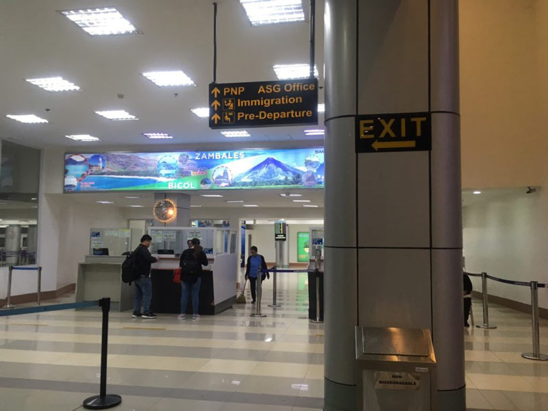 クラーク空港