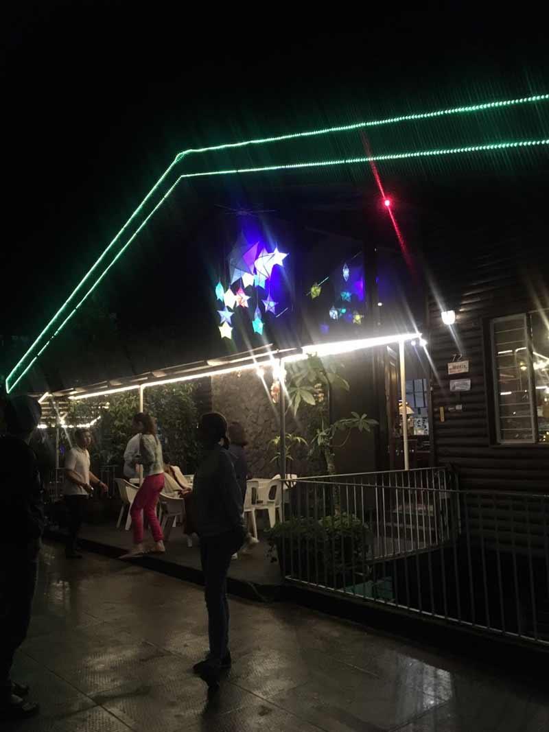 バギオで人気の日本食レストラン