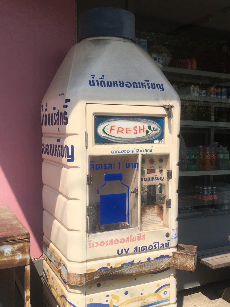 water supply in Bangkok