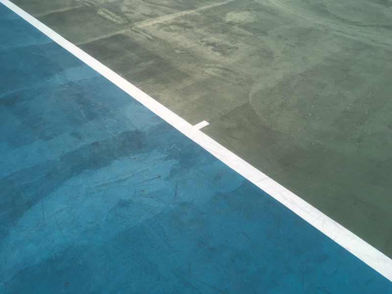 トンローサンシャインテニスコート