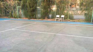 サンティスックテニスコート