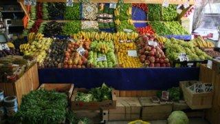 Baguio super market