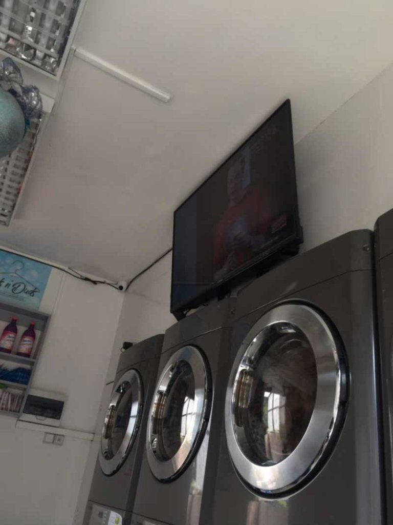 Laundry in Baguio