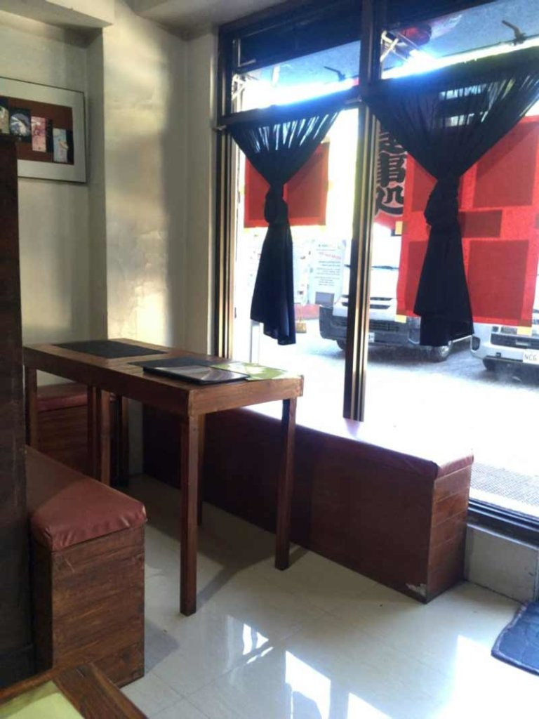 Usagi tei Japanese restaurant in Baguio city