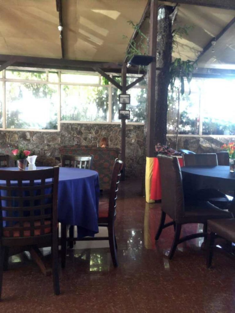 Cafe will in Baguio city Philippines