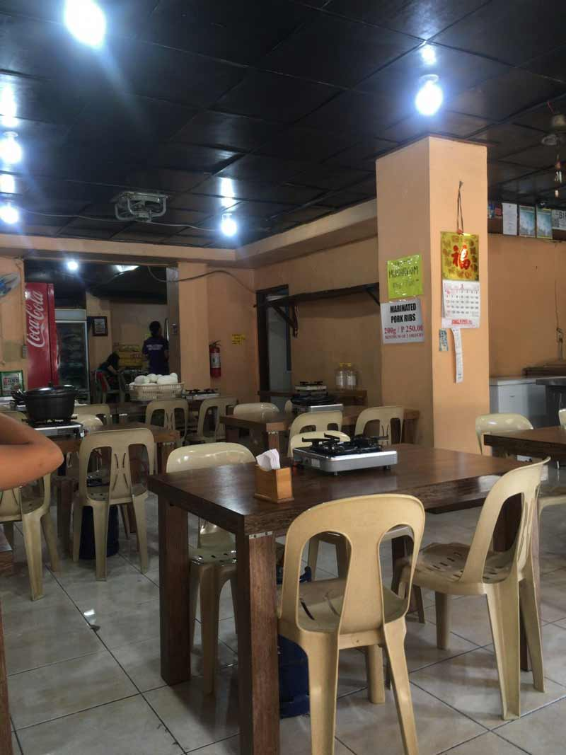 reasonable Korean restaurant in Baguio city