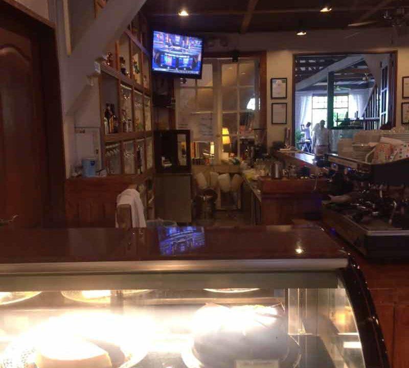 バギオのレストランHill Station