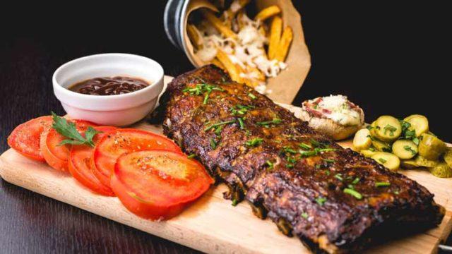 バギオのおすすめスペアリブレストラン