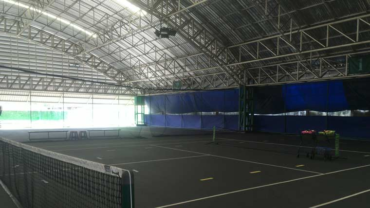 バンコクのテニススクールAPFアカデミーズ