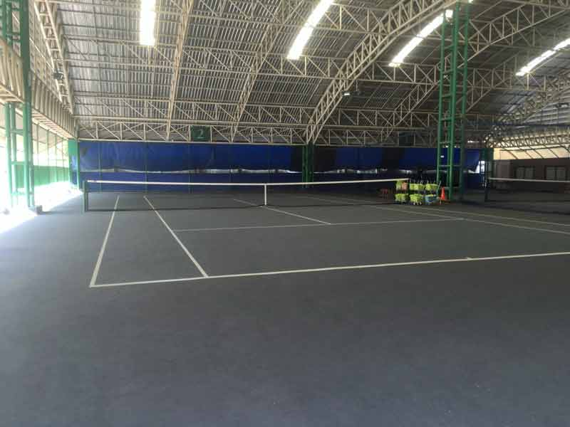 バンコク APFアカデミーテニスコート