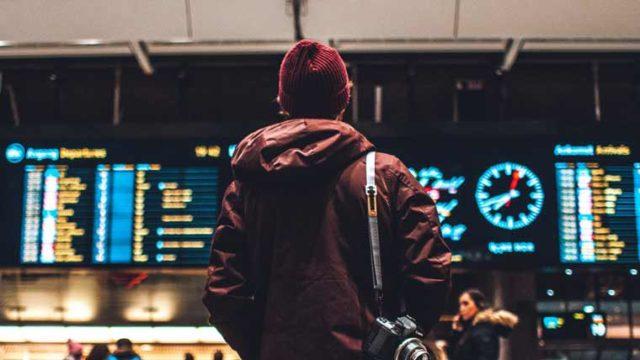 ドンムアン空港オンラインチェックイン