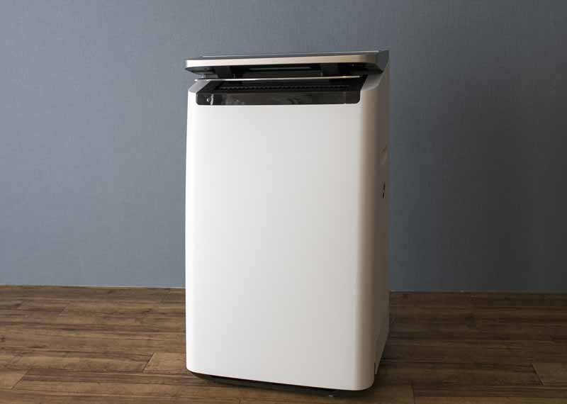 咳対策の空気清浄機