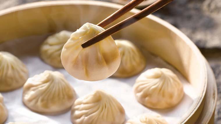 バンコク中華 小籠包