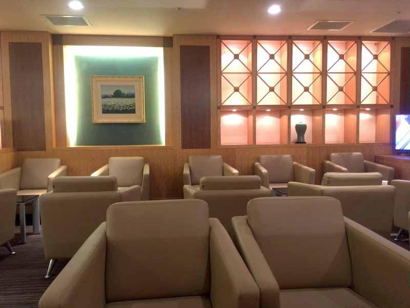関西国際空港(KIX)の大韓航空ラウンジ