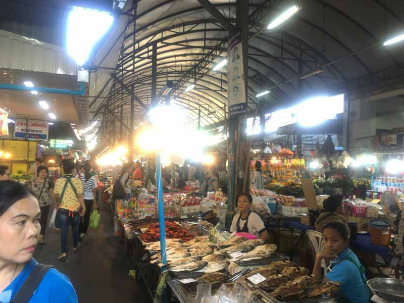 サムローン市場
