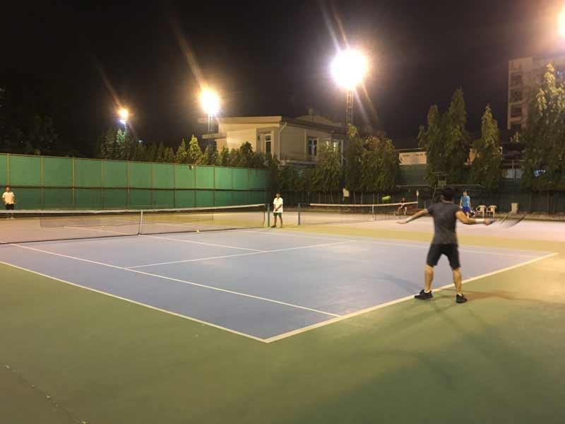 KSスポーツクラブテニスコート