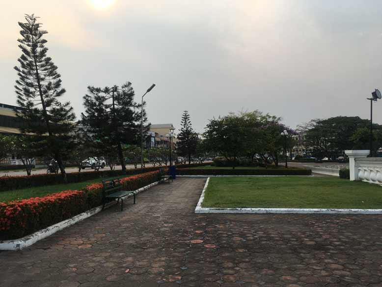 ビエンチャンfa ngum park
