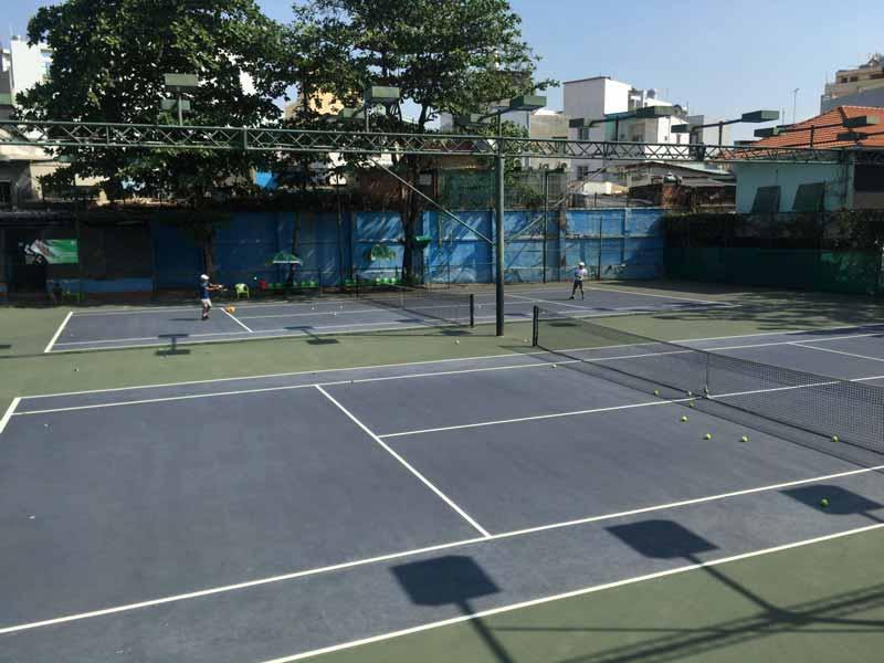 Lan Anhテニスクラブホーチミン