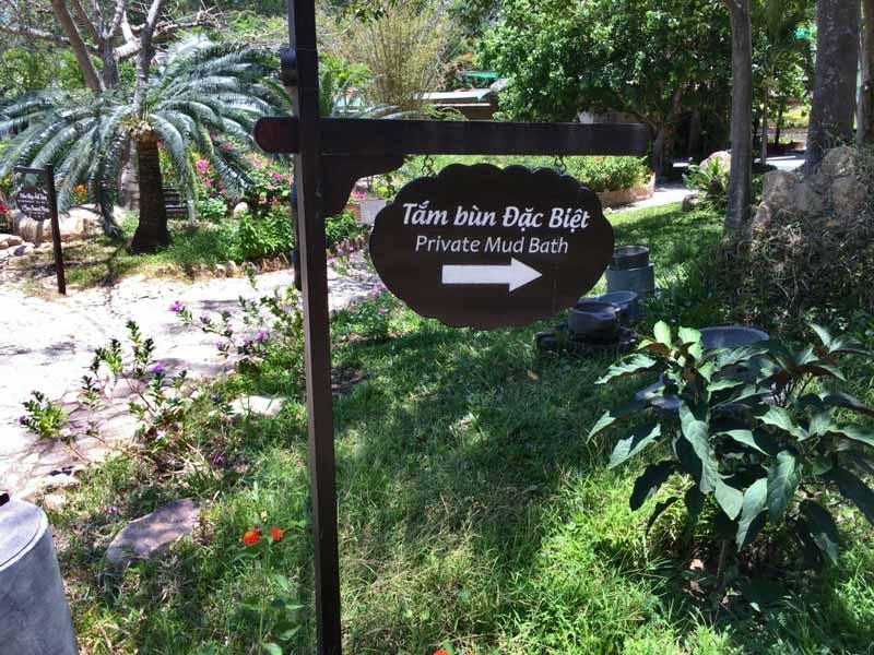 ニャチャン泥温泉の紹介