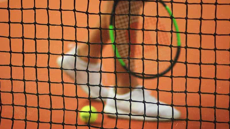 バンコクのシリサックテニスコート