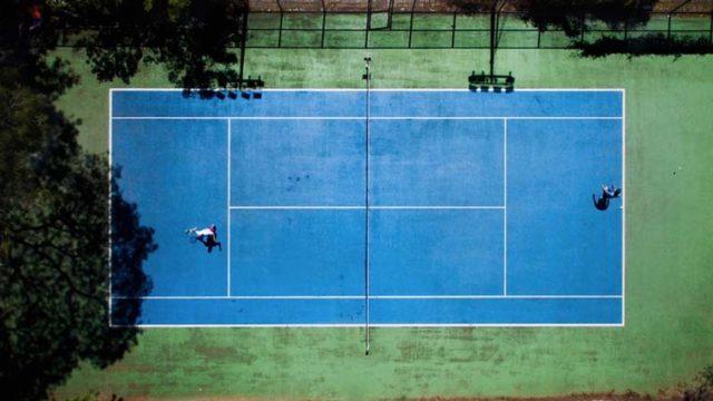 バンコクテニスコート