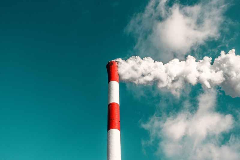 大気汚染で咳が酷い