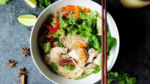 ビエンチャンの美味しいベトナム料理