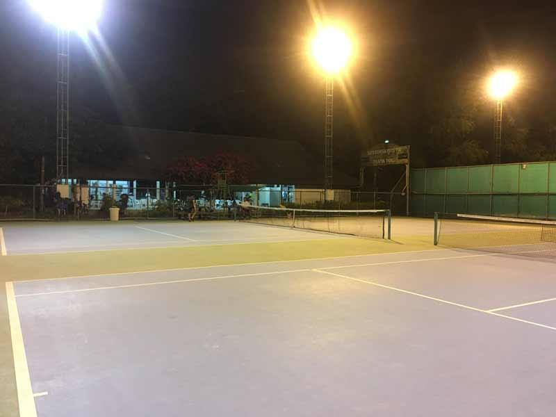 KSテニス