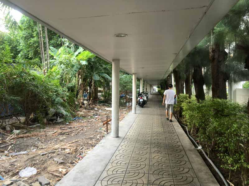 チュラロンコン大学敷地