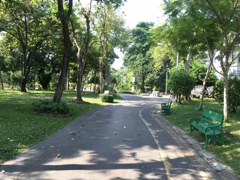 サラムロップ公園