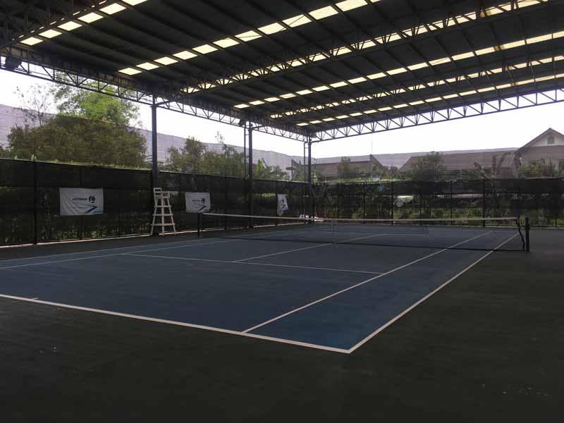 SKTテニスコート