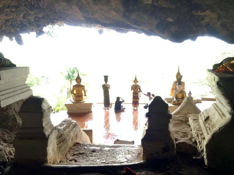 ヤテッピャン洞窟