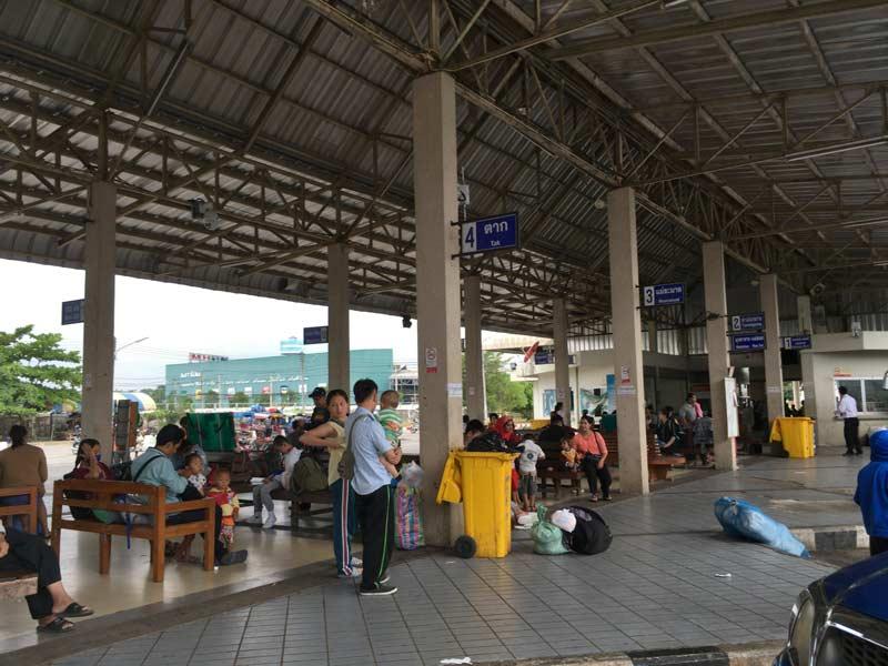 メーソートバスターミナル