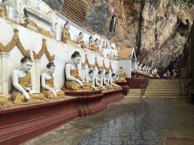 コーグン洞窟寺院