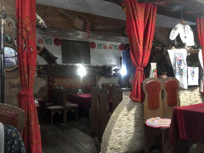 キエフのレストラン