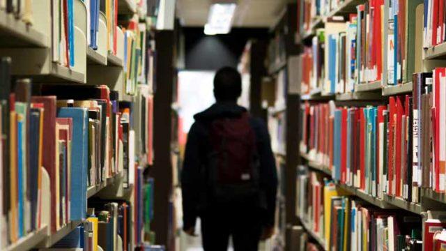 バンコクの図書館