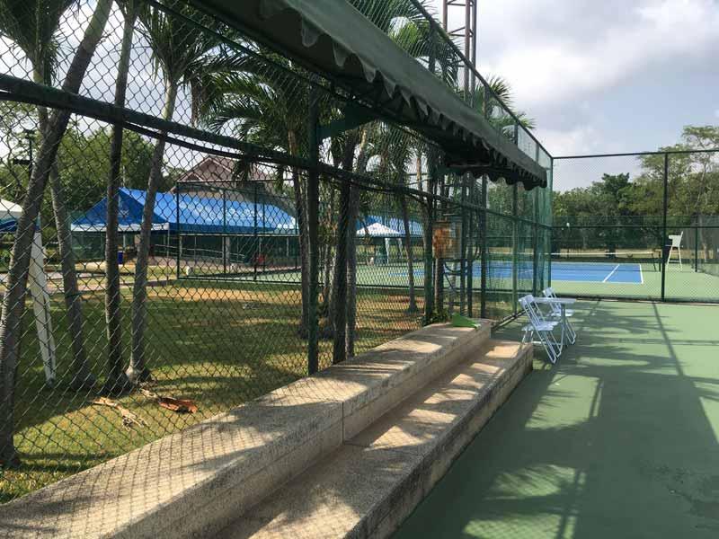 ラマ9テニスコート