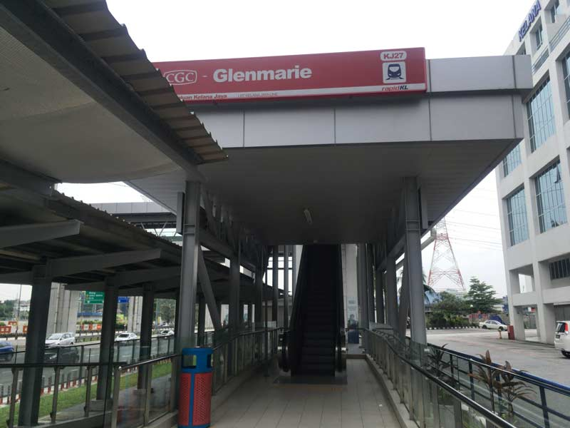 Glenmarie駅