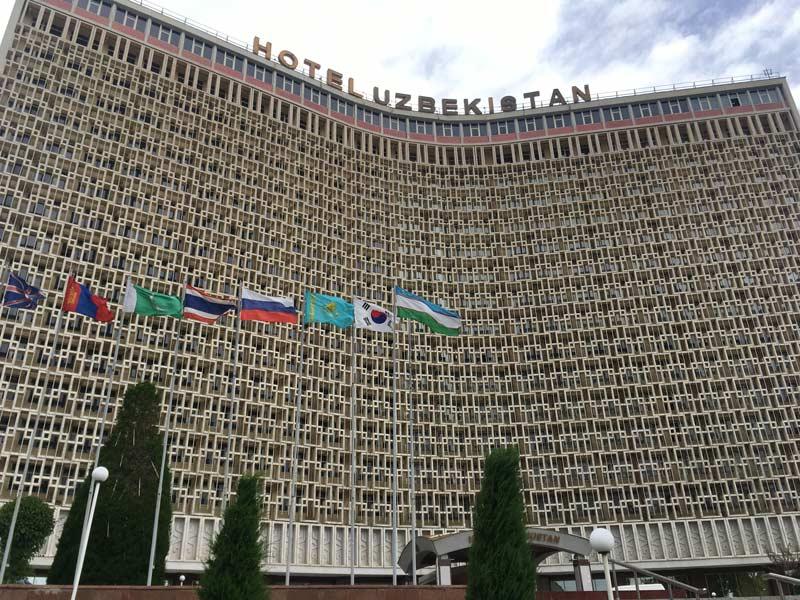 ホテル・ウズベキスタン