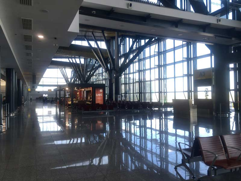 カザフスタン空港